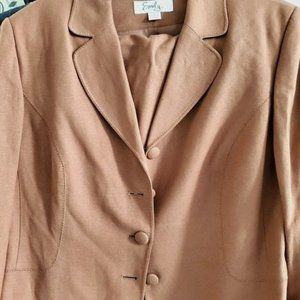 3/$55 EMILY SIZE 16 BLAZER AND SKIRT SUIT